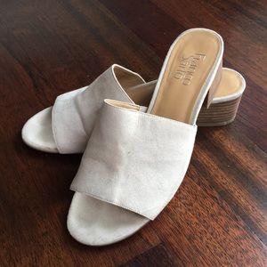 Franco Sarto Tempest sandal 7.5-8